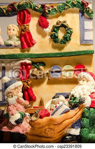 Christmas decorations - csp23391809