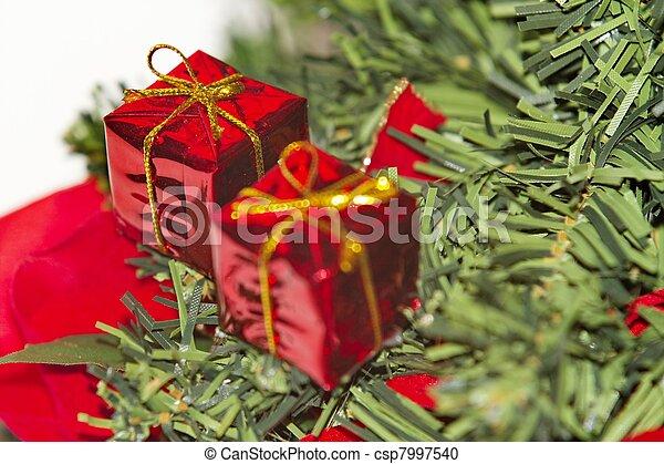 Christmas decorations - csp7997540