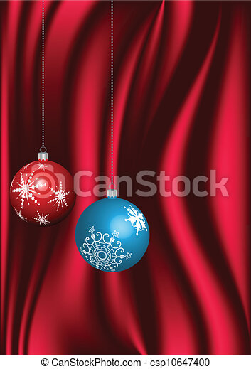 Christmas decorations - csp10647400