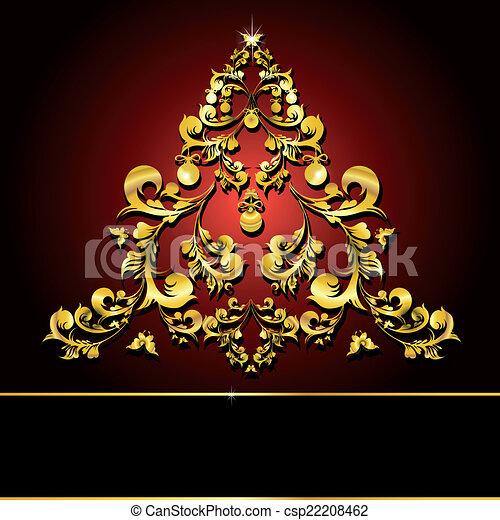 Christmas design - csp22208462