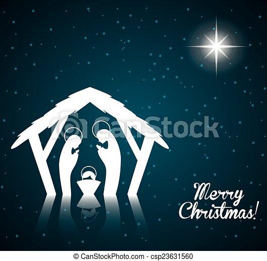 christmas design - csp23631560