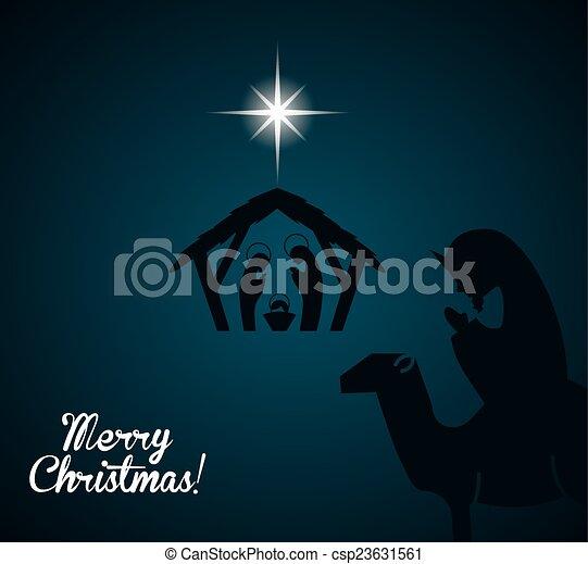 christmas design - csp23631561