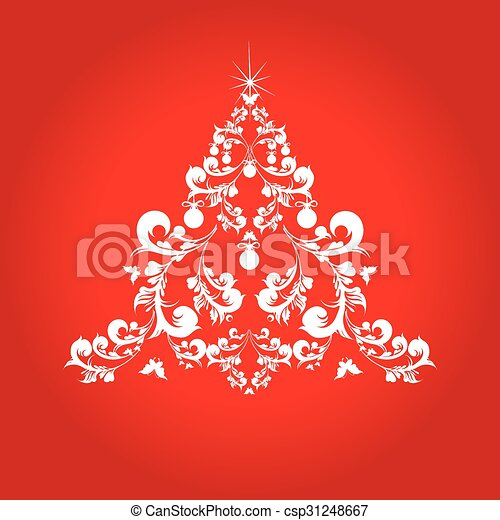 Christmas design - csp31248667