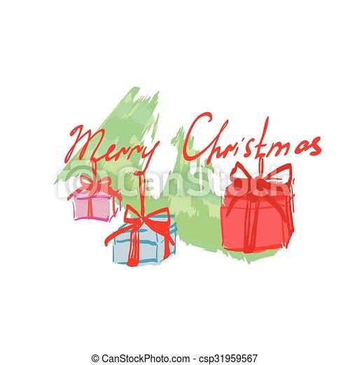 Christmas design - csp31959567