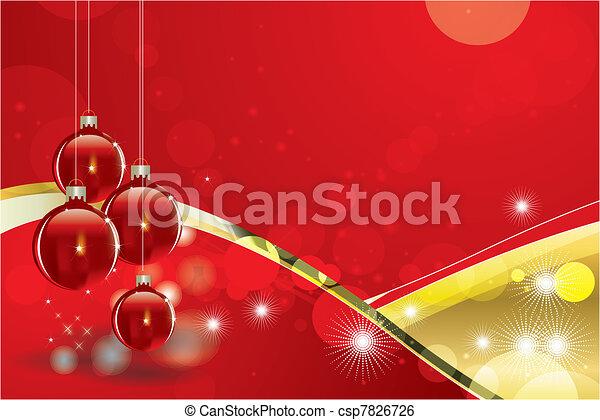 Christmas Design - csp7826726