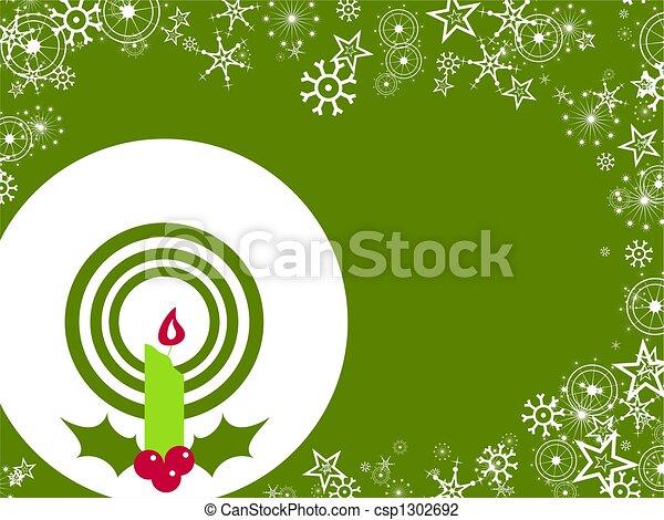 Christmas design - csp1302692