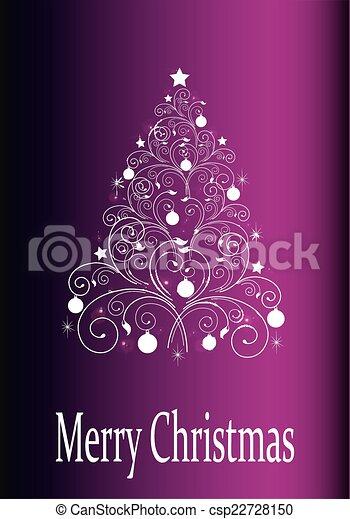 Christmas design - csp22728150