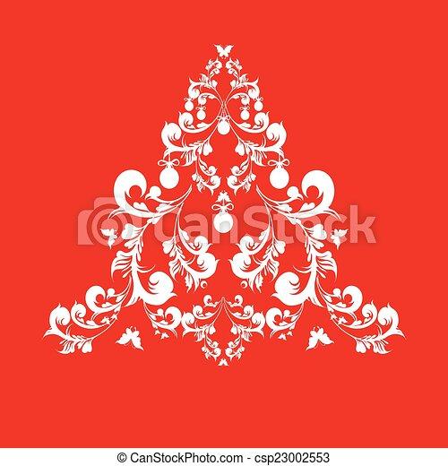 Christmas design - csp23002553