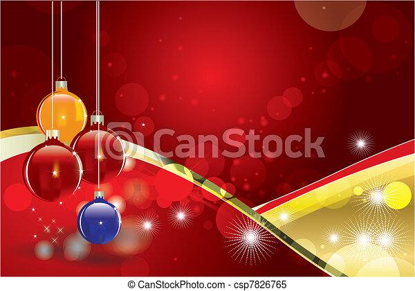Christmas Design - csp7826765
