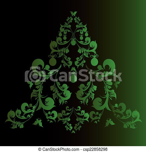 Christmas design - csp22858298