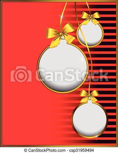 Christmas design - csp31959494