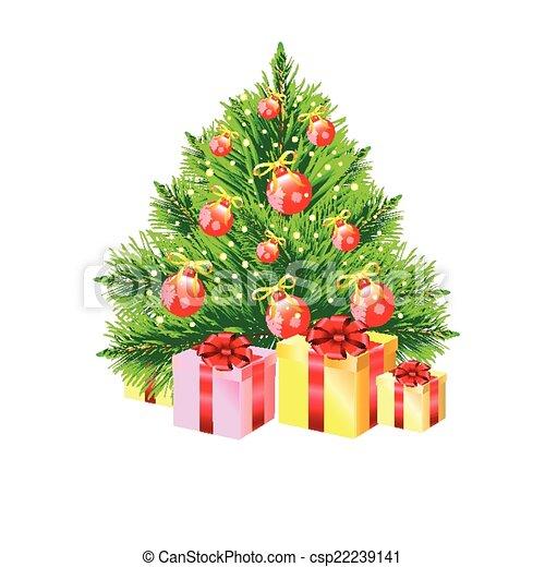 Christmas design - csp22239141
