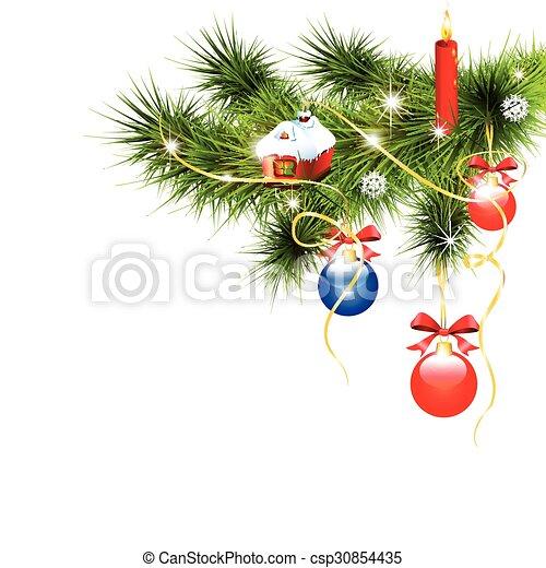 Christmas design - csp30854435