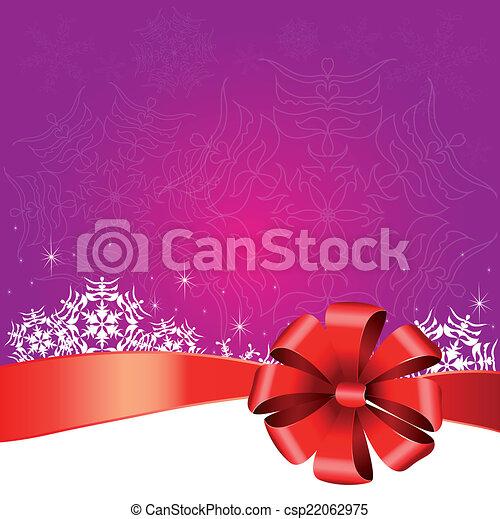 Christmas design - csp22062975
