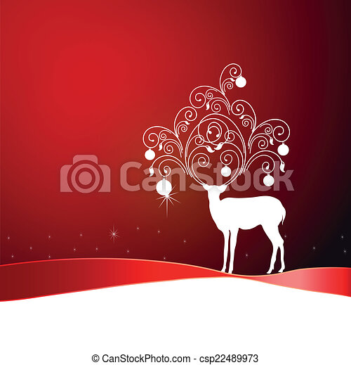 Christmas design - csp22489973