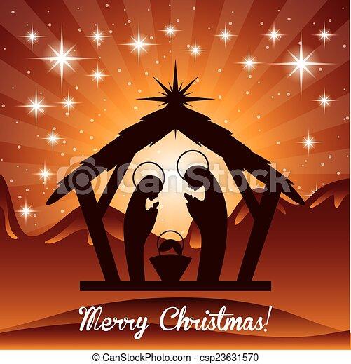christmas design - csp23631570