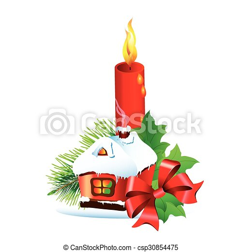 Christmas design - csp30854475
