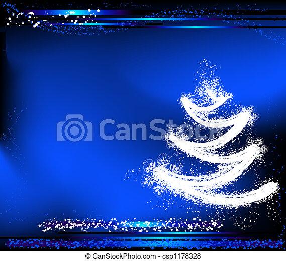 christmas design - csp1178328