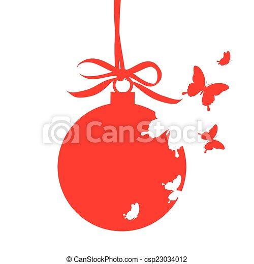 Christmas design - csp23034012