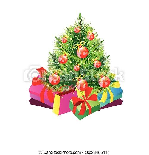 Christmas design - csp23485414