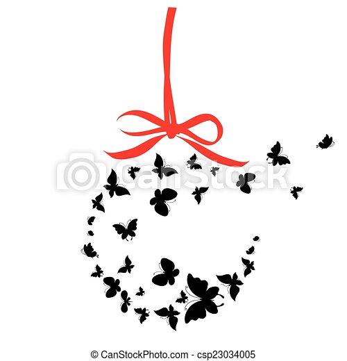 Christmas design - csp23034005