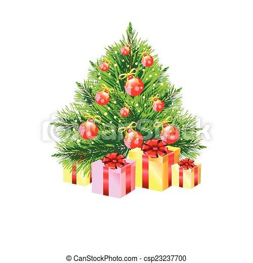 Christmas design - csp23237700
