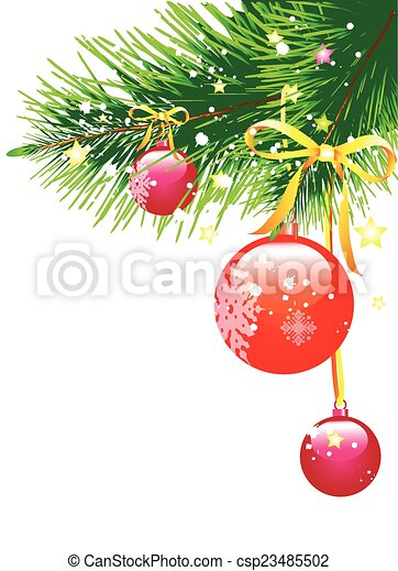 Christmas design - csp23485502
