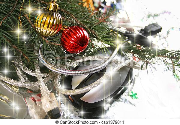 Christmas Electronics - csp1379011