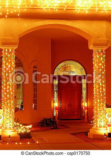 Christmas Entry - csp0170750