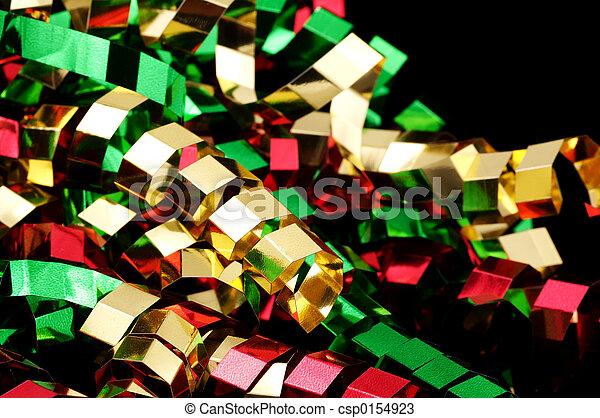 Christmas Foil - csp0154923