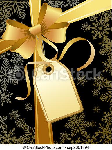 christmas gift - csp2601394