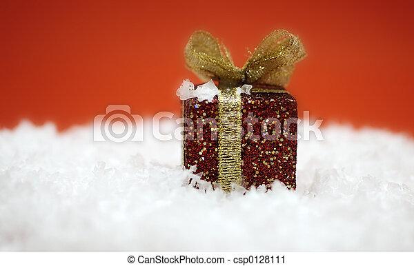 Christmas Gift I - csp0128111
