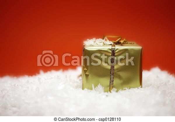 Christmas Gift II - csp0128110