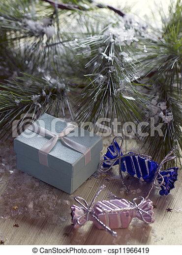 christmas gift - csp11966419