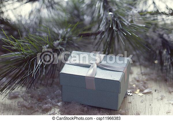 christmas gift - csp11966383