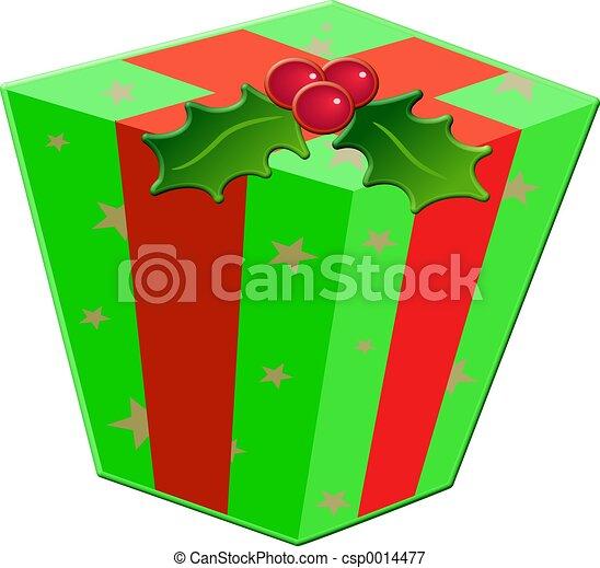Christmas Gift - csp0014477