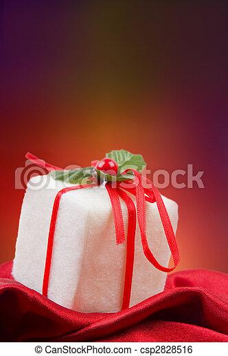 Christmas Gift - csp2828516