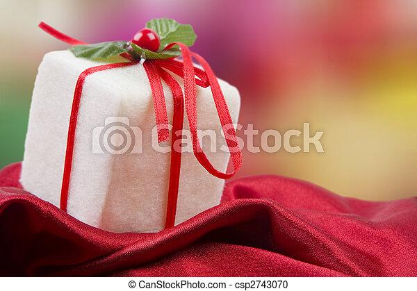 Christmas Gift - csp2743070