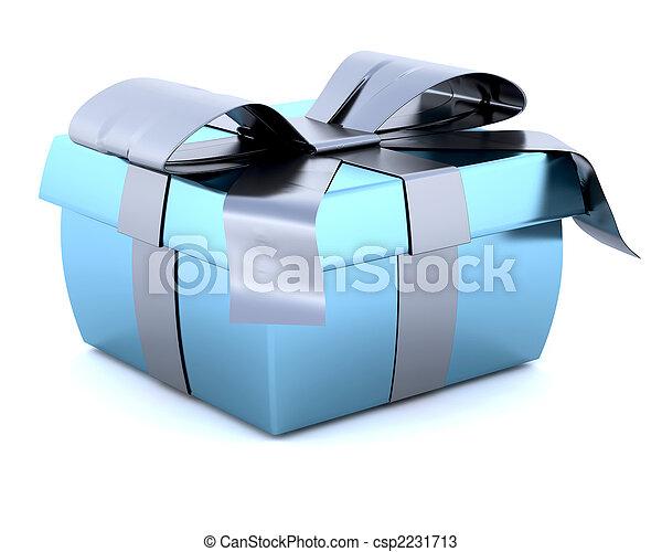 Christmas gift - csp2231713