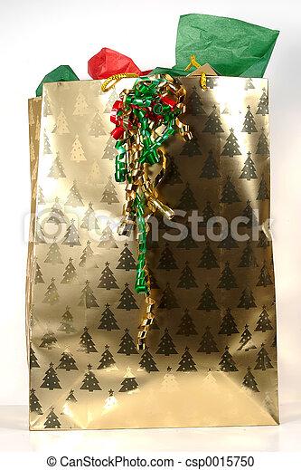 Christmas Giftbag - csp0015750