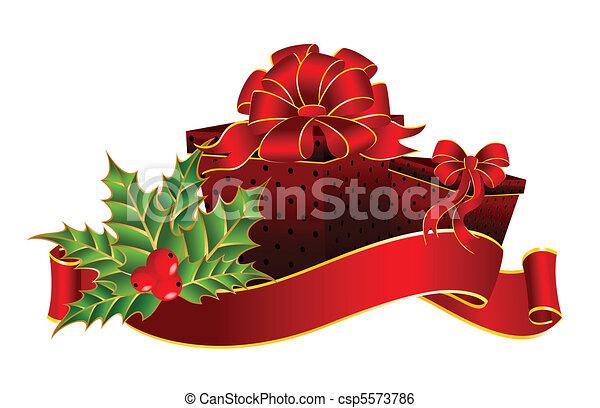 Christmas gifts - csp5573786