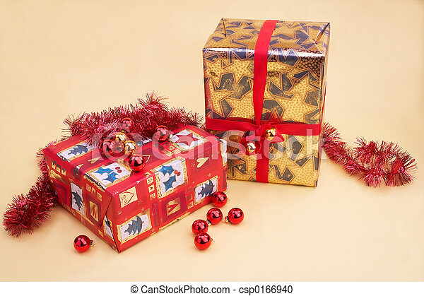 Christmas Gift Packages.Christmas Gifts Geschenkpackungen