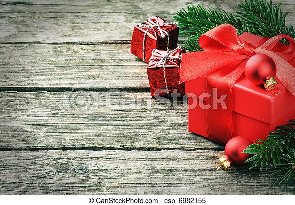 Christmas gifts - csp16982155