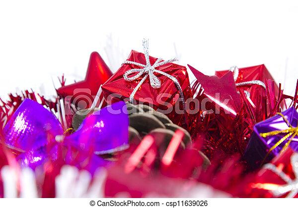 Christmas Gifts - csp11639026
