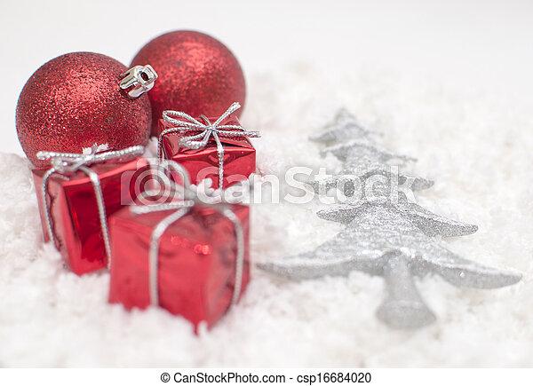 christmas gifts - csp16684020
