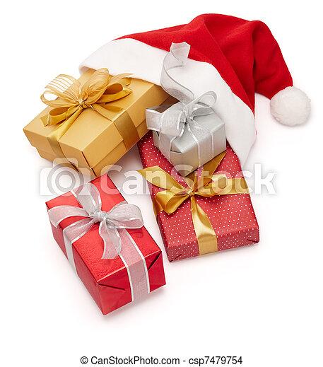 christmas gifts - csp7479754