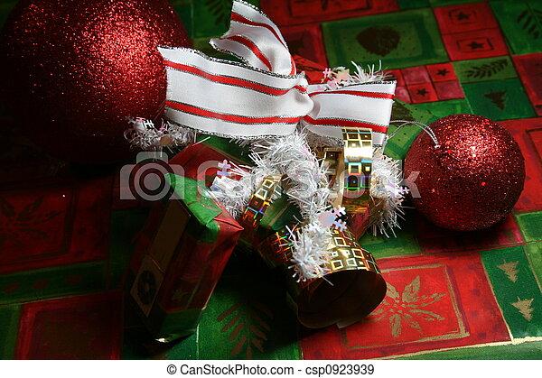 Christmas Gifts - csp0923939
