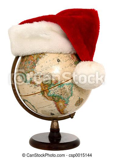 Christmas Globe - csp0015144