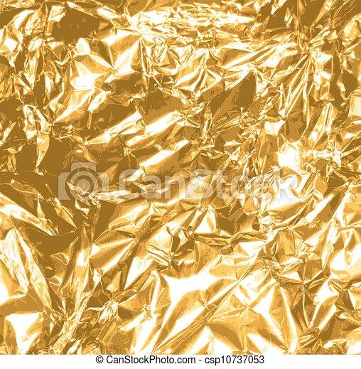 christmas gold foil texture csp10737053