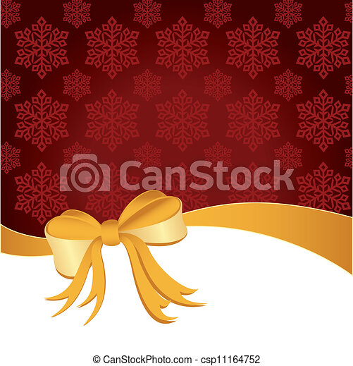 christmas greeting card - csp11164752